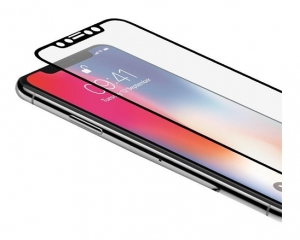 Cygnett RealCurve Double Tempered Glass Screen Protector for iPhone XR