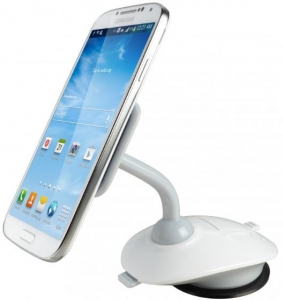 Cygnett Stick Mount Pivot Car or Desk Mount for Smart Phones
