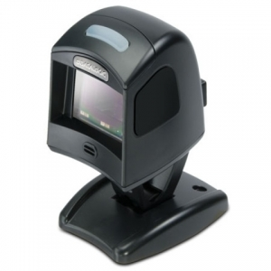 Datalogic Magellan 1100i On-Counter Presentation Omnidirectional RS232 1D Bar Code Scanner - Black