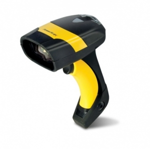 Datalogic Powerscan PM8500 433MHz, Stanard Range Industrial Cordeless Barcode Scanner with Removable Battery