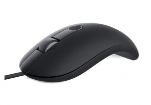 Dell MS819 USB Wired Mouse with Fingerprint Reader