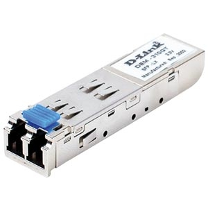 D-Link DEM-310GT 1-port Mini-GBIC to 1000BaseSX Transceiver