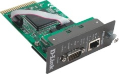 D-Link SNMP Management Module for DMC-1000 Chassis DMC-1002
