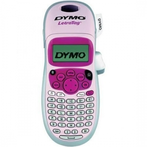 DYMO LetraTag 100H Handheld Label Printer - Pink