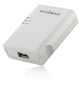 Edimax 1 Port USB 2.0 MFP Print Server