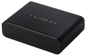 Edimax 5 Port 10/100 UTP Switch Fast Ethernet UTP, Desktop Model