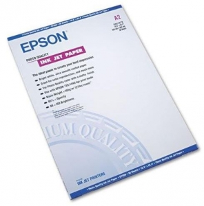 Epson S041079 Photo Quality A2 Ink Jet Paper - 30 Sheets