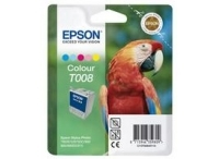 Epson Epson T008 Colour Ink Cartridge