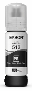 Epson T512 Photo Black Ink Bottle