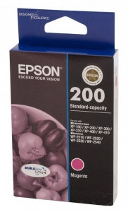 Epson DURABrite Ultra 200 Magenta Ink Cartridge