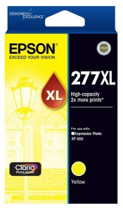 Epson Claria Photo HD 277XL Yellow Ink Cartridge