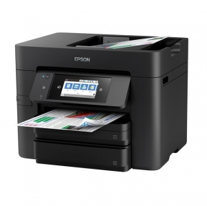 Epson WorkForce Pro WF-4740 24ppm A4 Duplex Wireless Multifunction Inkjet Printer + Warranty Extension Offer! + $70 Cashback!
