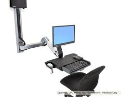 Ergotron StyleView Multi Component Mount