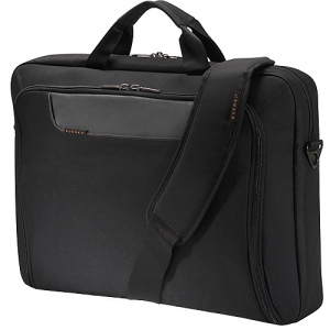 Everki Advance 18.4 Inch Briefcase - Charcoal