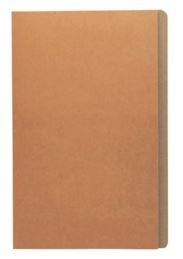 File Master Manila Folders A4 Kraft 100 Pack
