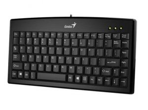 Genius LuxeMate 100 USB Compact Keyboard