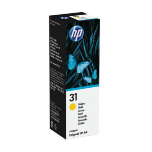HP Smart Tank 31 Yellow 70ml Ink Tank Bottle