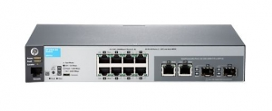 HP 2530-8G 8 x RJ45 Manageable Ethernet Switch