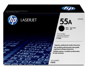 HP 55A Black CE255A Toner Cartridge