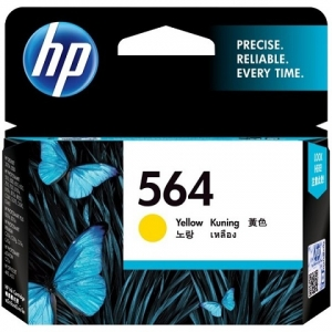 HP 564 Yellow Ink Cartridge
