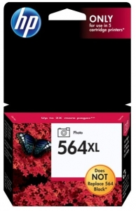 HP 564XL Photo Black High Yield Ink Cartridge