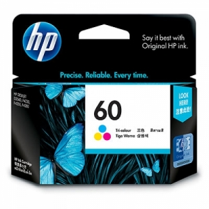 HP 60 Tri-colour CC643WA Ink Cartridge