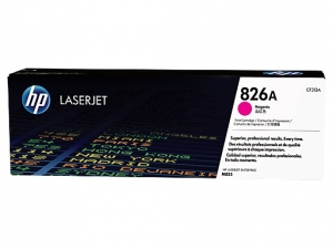 HP 826A Magenta Toner Cartridge