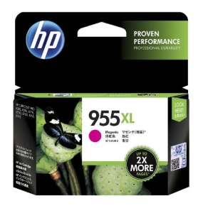 HP 955XL Magenta High Yield Ink Cartridge