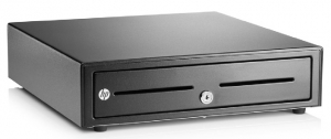 HP Cash Drawer Standard Full Size 8 Notes & 8 Coins 24V