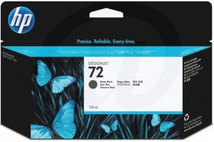 HP 72 Matte Black Ink Cartridge 130ml