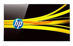 HP Ultra Slim 47 Inch 1366x768 12ms 800nit Micro-Bezel Digital Signage Display