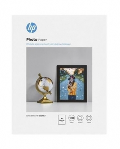 HP 9RR56A Everyday Glossy A4 180gsm Photo Paper - 100 Sheets
