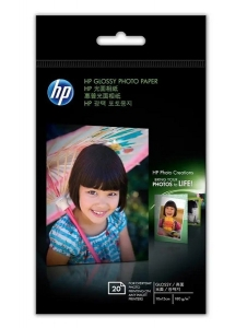 HP 9RR53A Advanced Glossy 4x6 250gsm Photo Paper - 20 Sheets