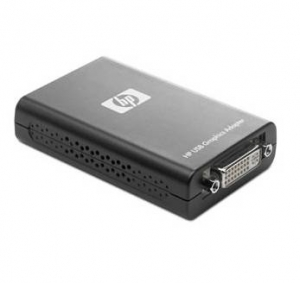HP USB to DVI Graphics Adapter