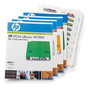 HPE LTO5 Ultrium RW Bar Code Label Pack