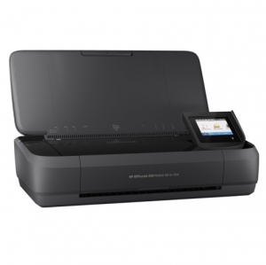 HP OfficeJet 250 A4 10ppm Wireless Colour Inkjet Mobile Multifunction Printer + $100 Cashback!