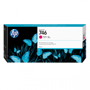 HP 746 DesignJet Magenta 300ml Ink Tank Cartridge