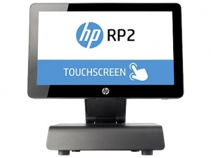 HP RP2 14 Inch J2900 2.41Ghz 4GB RAM 128GB SSD Capacitive All-In-One POS Terminal with Windows POSReady7