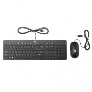 HP Slim USB Keyboard and Mouse
