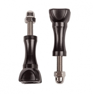 Kaiser Baas Action Camera Lock Bolt and Nut Compatible with GoPro - Two Pack