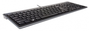 Kensington Advance Fit Full-Size Slim USB Keyboard Computer
