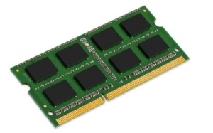 Kingston ValueRAM 8GB (1X 8GB) DDR3 1333MHz PC3-10600 Non-ECC Unbuffered CL9 Memory - For Specific Apple HP Dell Laptops