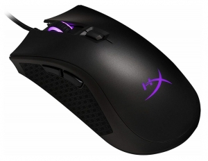 Kingston HyperX Pulsefire FPS Pro RGB USB Wired Gaming Mouse - Black