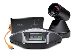 Konftel C5055Wx Conference Phone Bundle - Up To 20 People