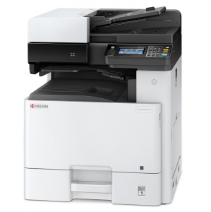 Kyocera Ecosys M8124CIDN A3 Smart HyPAS Series 24ppm Duplex Network Colour Multifunction Laser Printer + FREE Paper Tray!