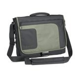Lenovo Messenger 15.4 Inch Laptop Carrying Case - Green and Black