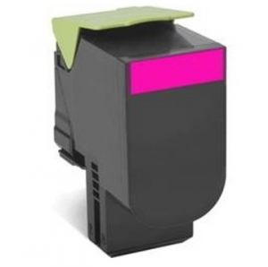 Lexmark 808M Magenta Toner Cartridge