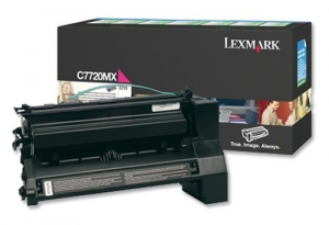 Lexmark C7720MX Magenta Toner Cartridge