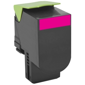 Lexmark Unison 808HM Magenta Return Program Toner Cartridges