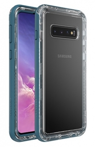 LifeProof NEXT Case for Samsung Galaxy S10 - Clear Lake